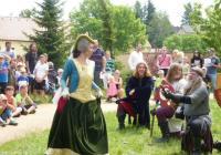 Rytířský den 2020 na zámku Mníšek pod Brdy