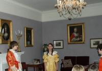 Pohádkové prohlídky na zámku Hořovice