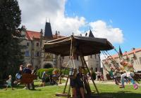 Svatoanenský jarmark na zámku Žleby