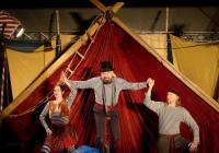 Divadelní představení na hradě Loket
