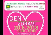 Den zdraví - Praha