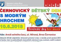 Den dětí - Brno Černovice