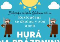 Hurá na prázdniny - Zoo Hodonín