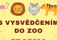 S vysvědčením do Zoo Hodonín zdarma