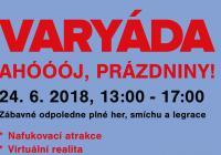 Vítání prázdnin - Varyáda Karlovy Vary