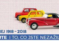 Retro výstava v Igy Centru České Budějovice