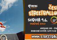 Český streetballový pohár - Centrum Černý Most Praha