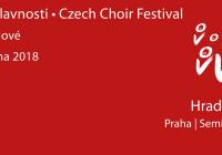 Czech Choir Festival / Sborové slavnosti