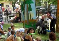 Zažít město jinak - Praha Park Tusarova