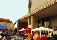 Zažít město jinak - Praha náměstí Svatopluka Čecha