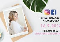 Workshop Instagram & Facebook