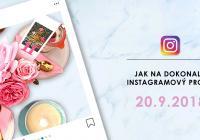 Jak na dokonalý instagramový profil