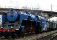 Mikulášské jízdy parního vlaku - Praha Smíchov