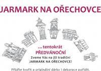 Vánoční jarmark na Ořechovce - Praha