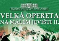 Velká opereta na malém jevišti