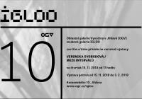 IGLOO 10: Veronika Svobodová / Meze intervalů