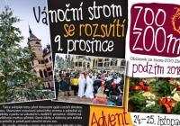 Vánoční dárek pro děti v Zoo Zlín