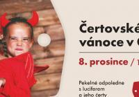 Čertovské Vánoce v Géčku České Budějovice