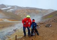 Extrémní Island po vlastní ose