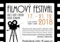 Filmový festival na Filozofické fakultě UJEP