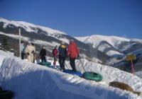 Snowtubing park Svatý Petr, Špindlerův mlýn