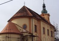 Kostel sv. Jakuba Staršího Kvítkov