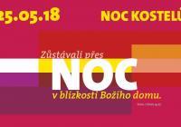 Noc kostelů v okrese Český Krumlov