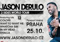 Jason Derulo v Praze