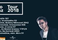Slza Holomráz Tour - Benešov