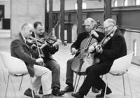 Za poklady Broumovska / Janáčkovo kvarteto