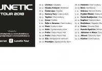 Lunetic Tour - Praha