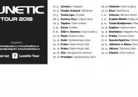 Lunetic Tour - Kaplice