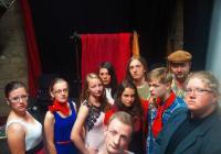 Divadlo v Poličce - Návštěva mladé dámy