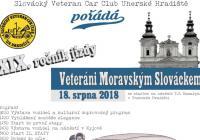 Veteráni Moravským Slováckem - Zámek Milotice