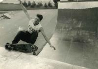 Kino klub Zahrada: King skate