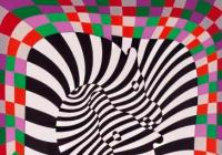 Victor Vasarely / Zebry