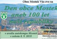 Den obce Mostek