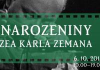 6. Narozeniny Muzea Karla Zemana