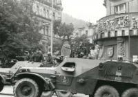 Události roku 1968 v Karlových Varech