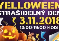 Yelloween - Strašidelný den ve Žlutých!