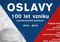 Oslavy vzniku Československa v Kadani
