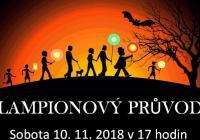 Lampionový průvod na Výsluní - Plzeň