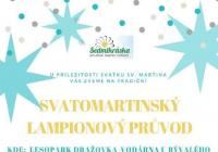 Svatomartinský lampionový průvod - Hořovice