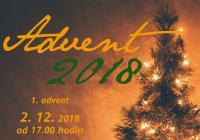 Rozsvícení vánočního stromu - Přeštice
