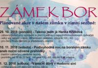 Karneval pro děti - Zámek Bor