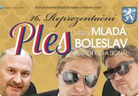 Ples města Mladá Boleslav