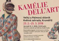 Komentované prohlídky výstavy Kamélie dell´arte