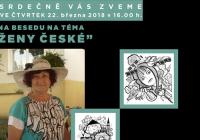 Lenka Kocierzová - Ženy české - beseda na téma