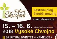 Folkové Chvojení -Vysoké Chvojno u Holic