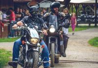 Slavnostní zahájení a motosraz - Šiklův mlýn - Zvole nad Pernštejnem